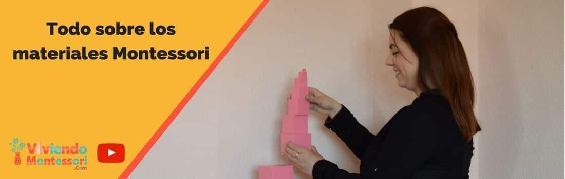 Material Montessori - Toda la información