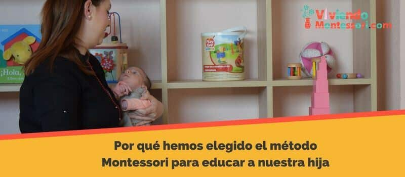 Imagen Por qué hemos elegido el método Montessori