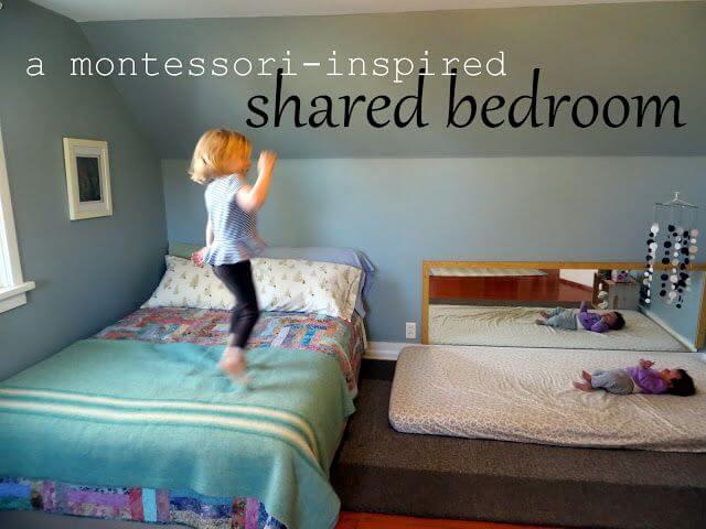 habitaciones montesori Habitacin Montessori Cmo Hacerla Correctamente Vdeo