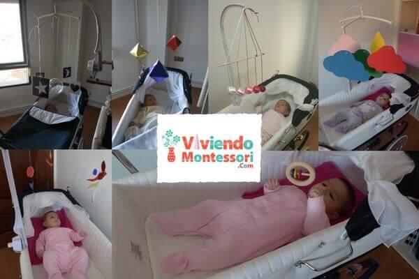 Todos los Móviles Montessori