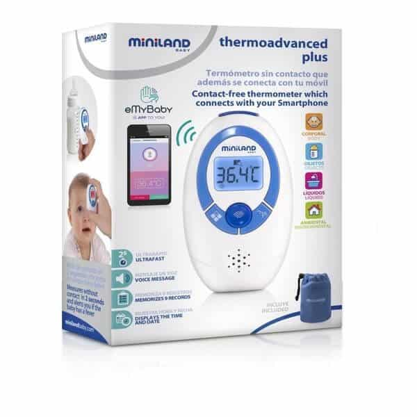 Termometro Thermoadvanced-plus