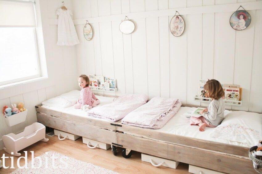 Habitaci n montessori c mo hacerla correctamente v deo for Decoracion habitacion infantil montessori