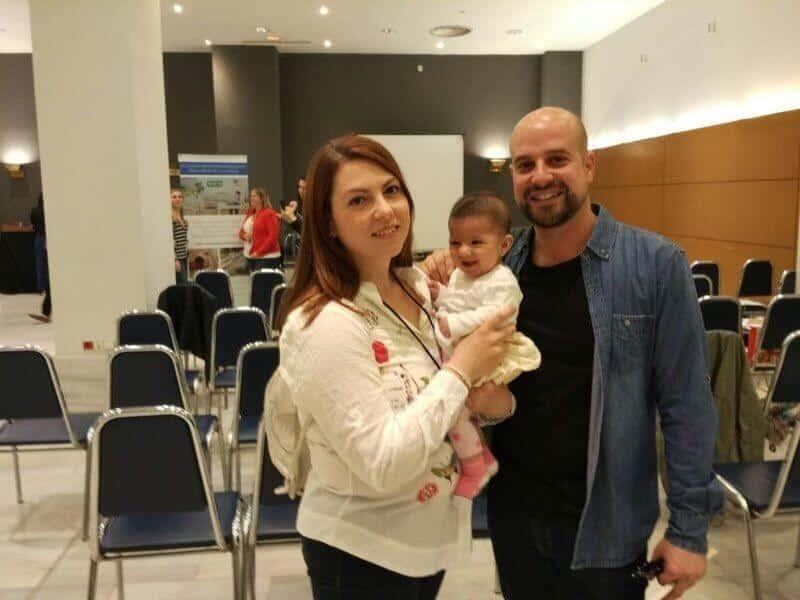III Encuentro Montessori Almudena con Raul Bermejo