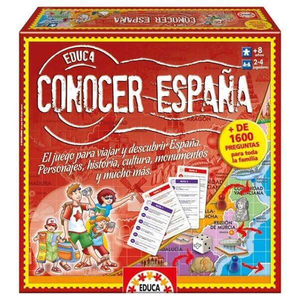 conocer España