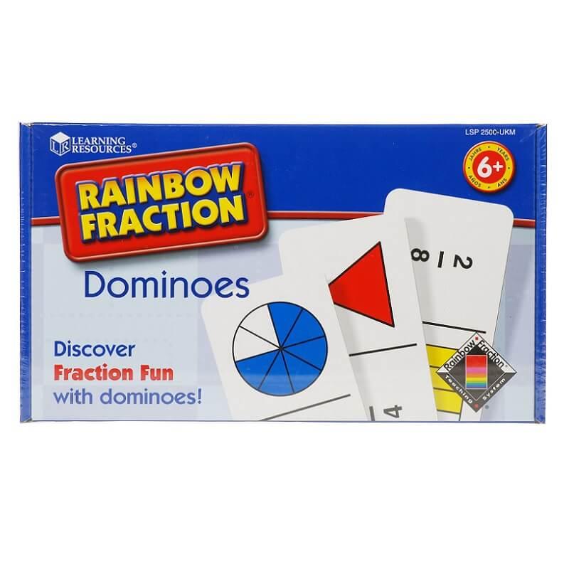 domino fracciones