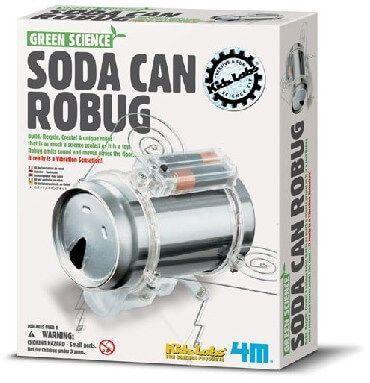 robot de lata