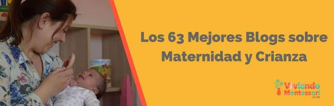 Mejores Blogs sobre Maternidad y Crianza