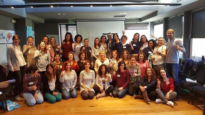 Grupo Certificacion en Disciplina Positiva con Marisa Moya