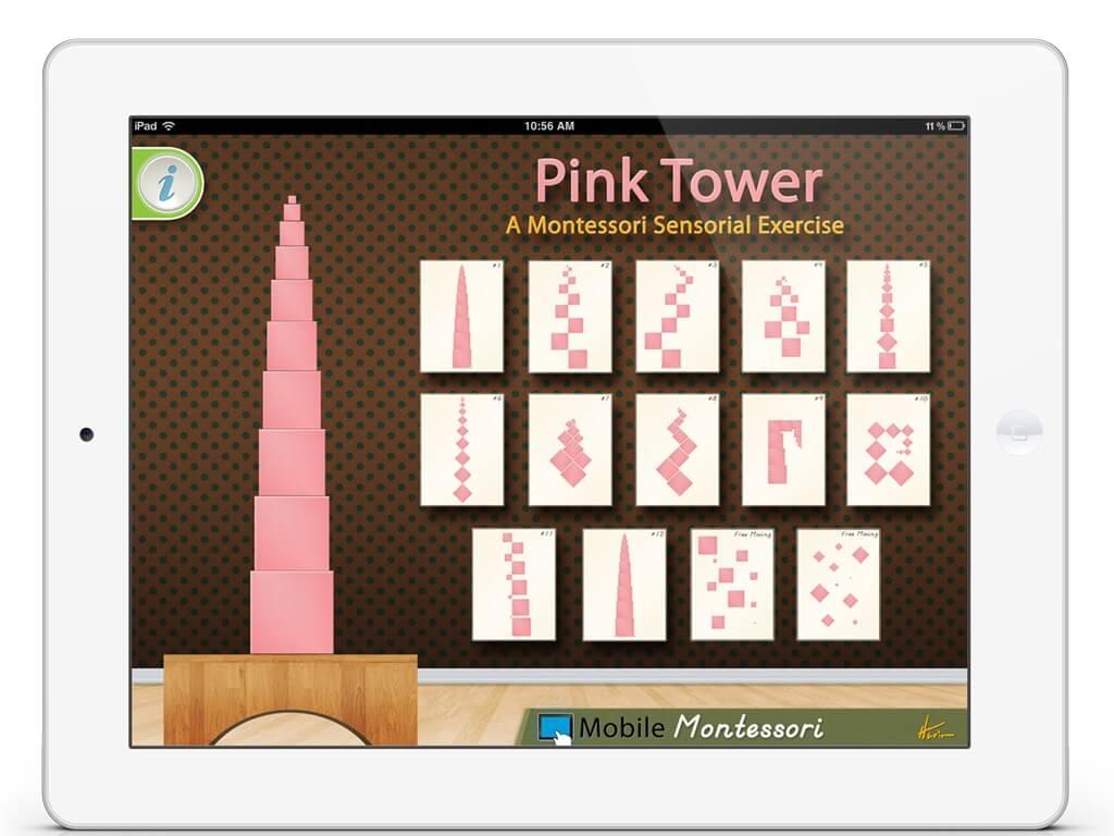 App Torre Rosa Montessori