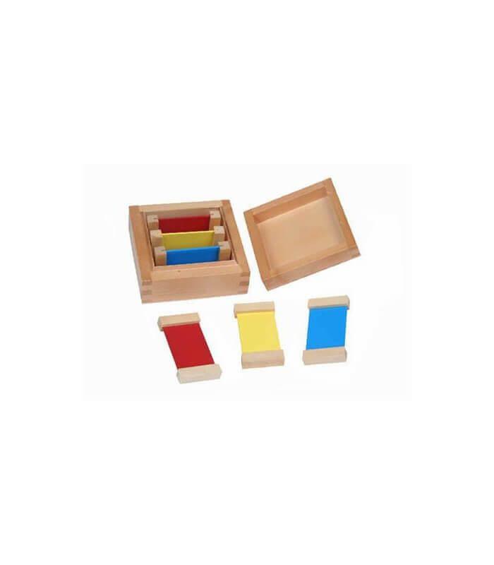 Caja de color nº1