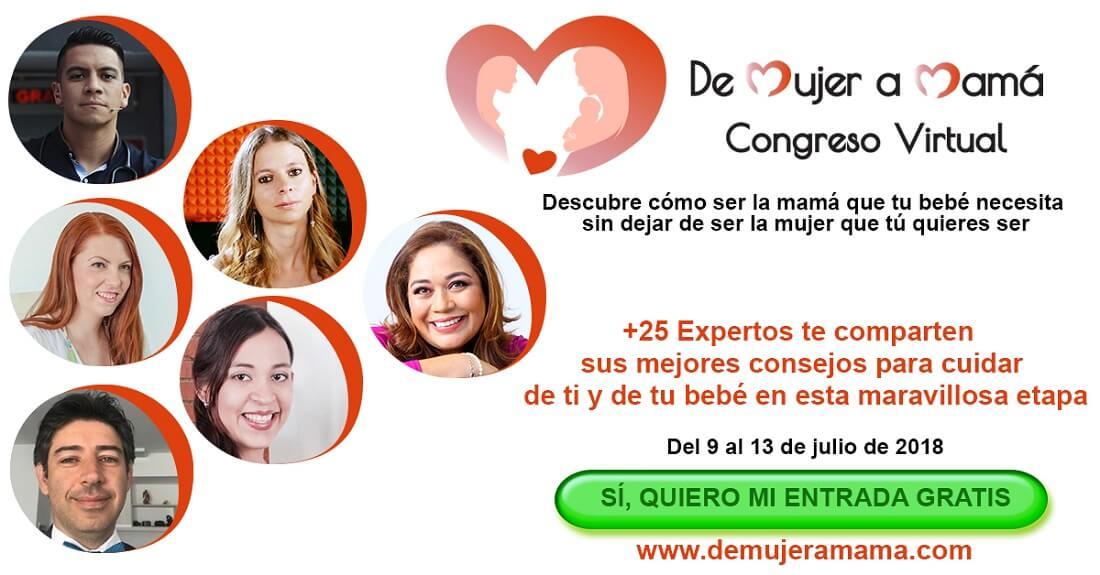 congreso de mujer a mama