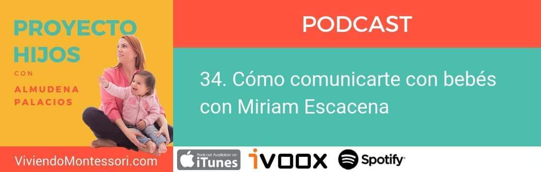 comunicarte con bebes Miriam Escacena