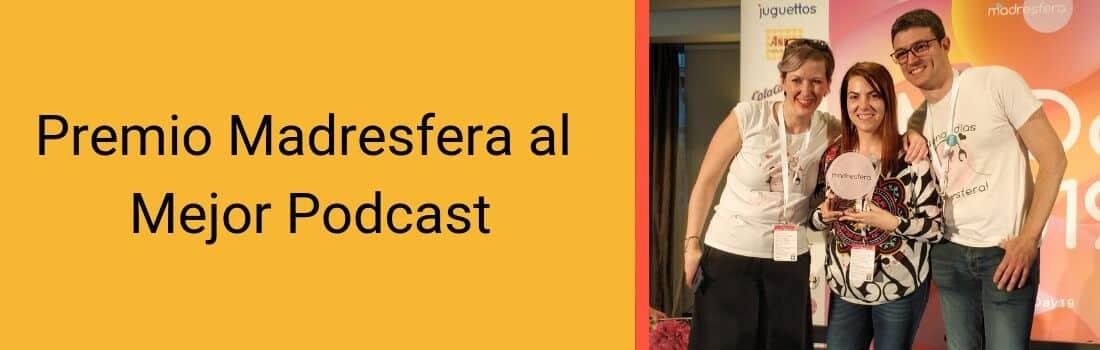 premios madresfera podcast