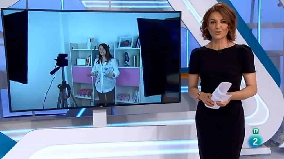 Aquí hay trabajo - Entrevista Almudena Palacios