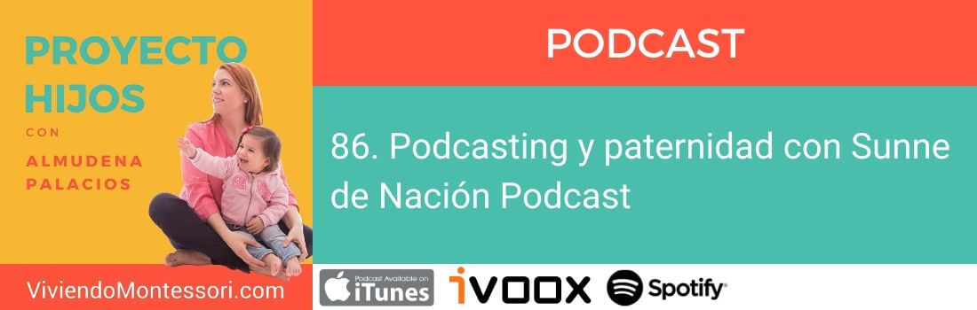 podcasting con Sunne de Nación Podcast