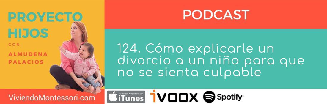 explicar divorcio nino culpa